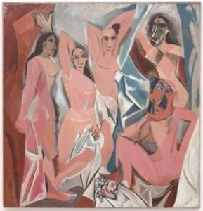 Picasso-Stulkurnar-fra_Avignon