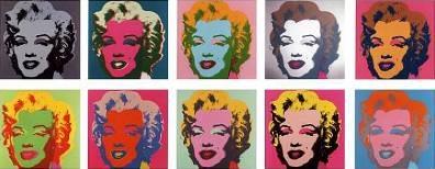 Warhol-Monroe